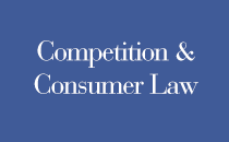 Competition and Consumer Law