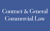 Contract and General Commercial Law